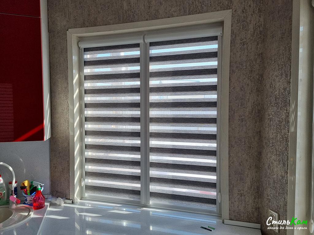 день-ночь на окно в кухни